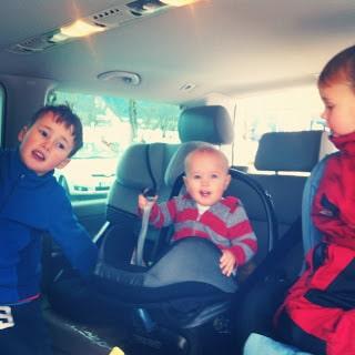 Familienskifahren