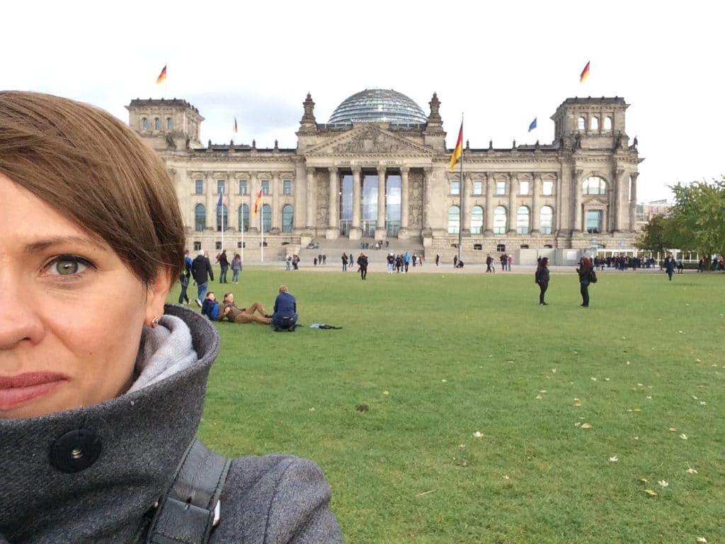 Frauen in den Bundestag