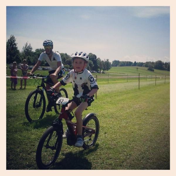 Von meinen Kindern, Sport, Spaß und Leidenschaft