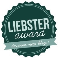 Liebsten Award Blogger