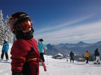 Bazi Skifahren