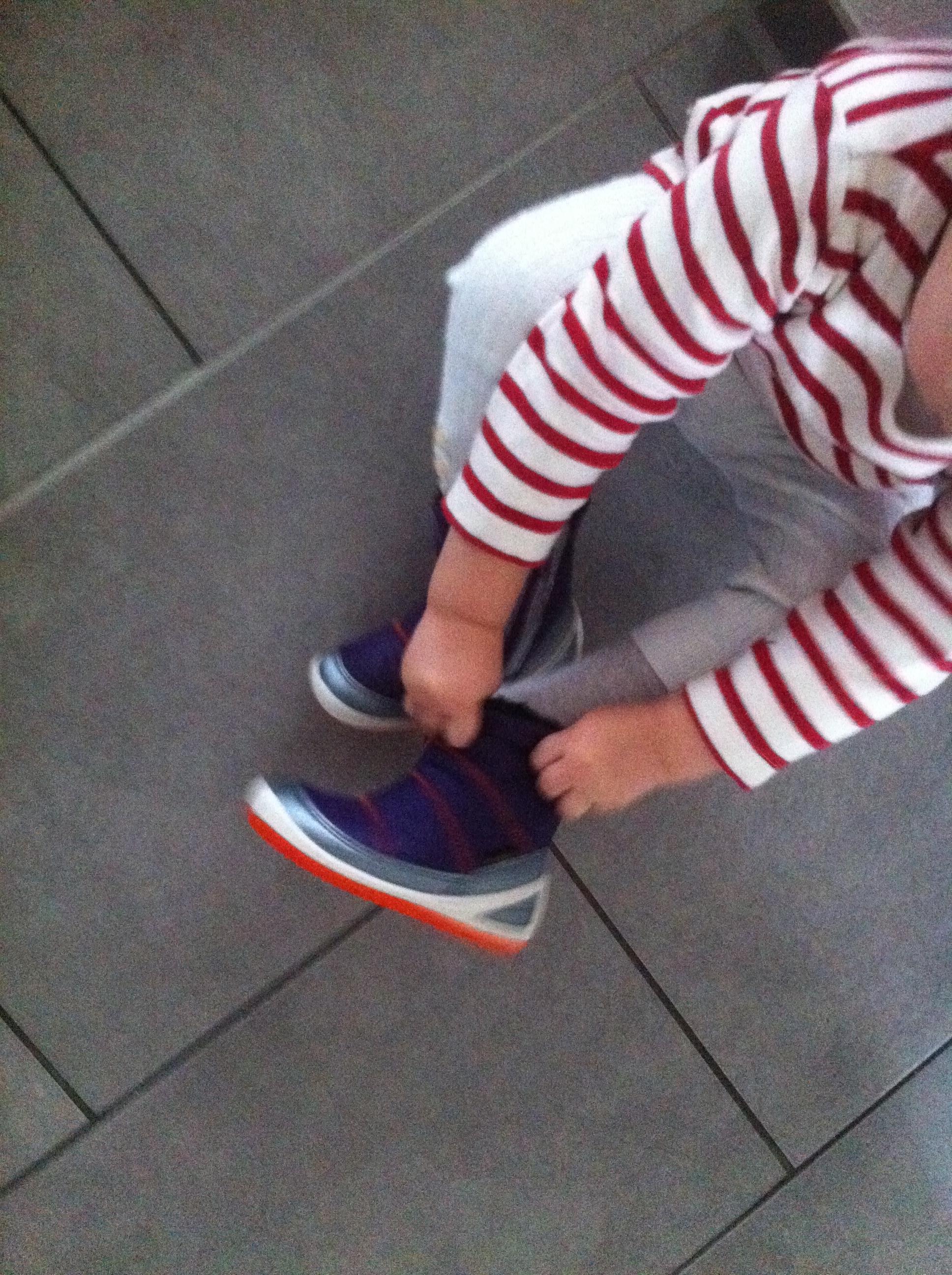 Bigdays für´s Madl – zuckersüße Schuh von Ecco