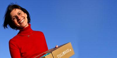 Frauen im Job: Béa Beste von Tollabox