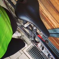 Rannradfahren Mutter