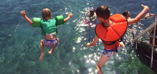 Urlaubsregeln mit Kind – wenn Mama mit den Kids reist