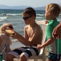 Geschwisterliebe Urlaub