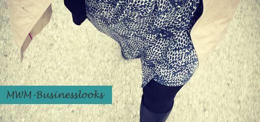 MWM-Businesslooks: Ein Kleid für alle Fälle