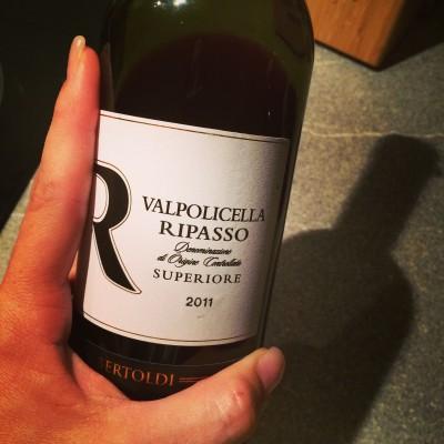 Dazu dann noch einen leckeren Wein. Kann ich sehr empfehlen!!!