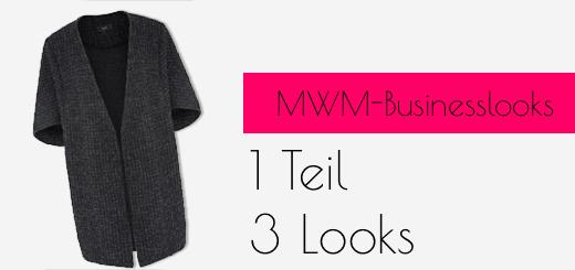 MWM-Businesslooks: Mode für die kalten Herbsttage