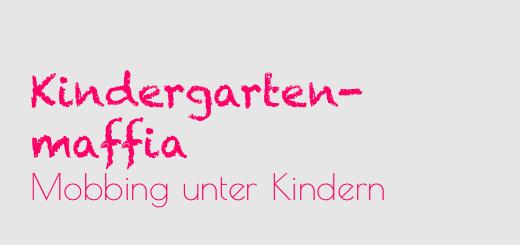 Kindergartenmafia: Zerreißprobe fürs Mutterherz