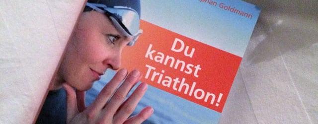 Buchrezension: Du kannst Triathlon