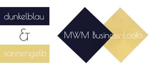 MWM Business-Looks: Zitronengelbe Frühlingsgrüße