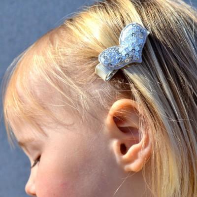 Haarspange-gold