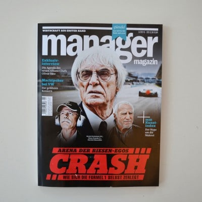 Manage Magazin
