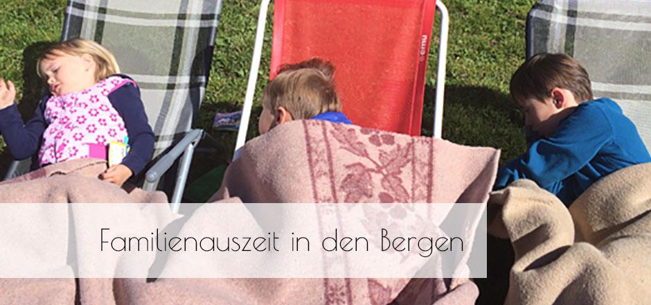 Südtirol Familienurlaub mit vielen Highlights
