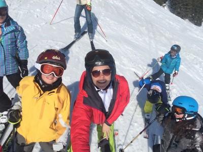 Skifahren Westendorf