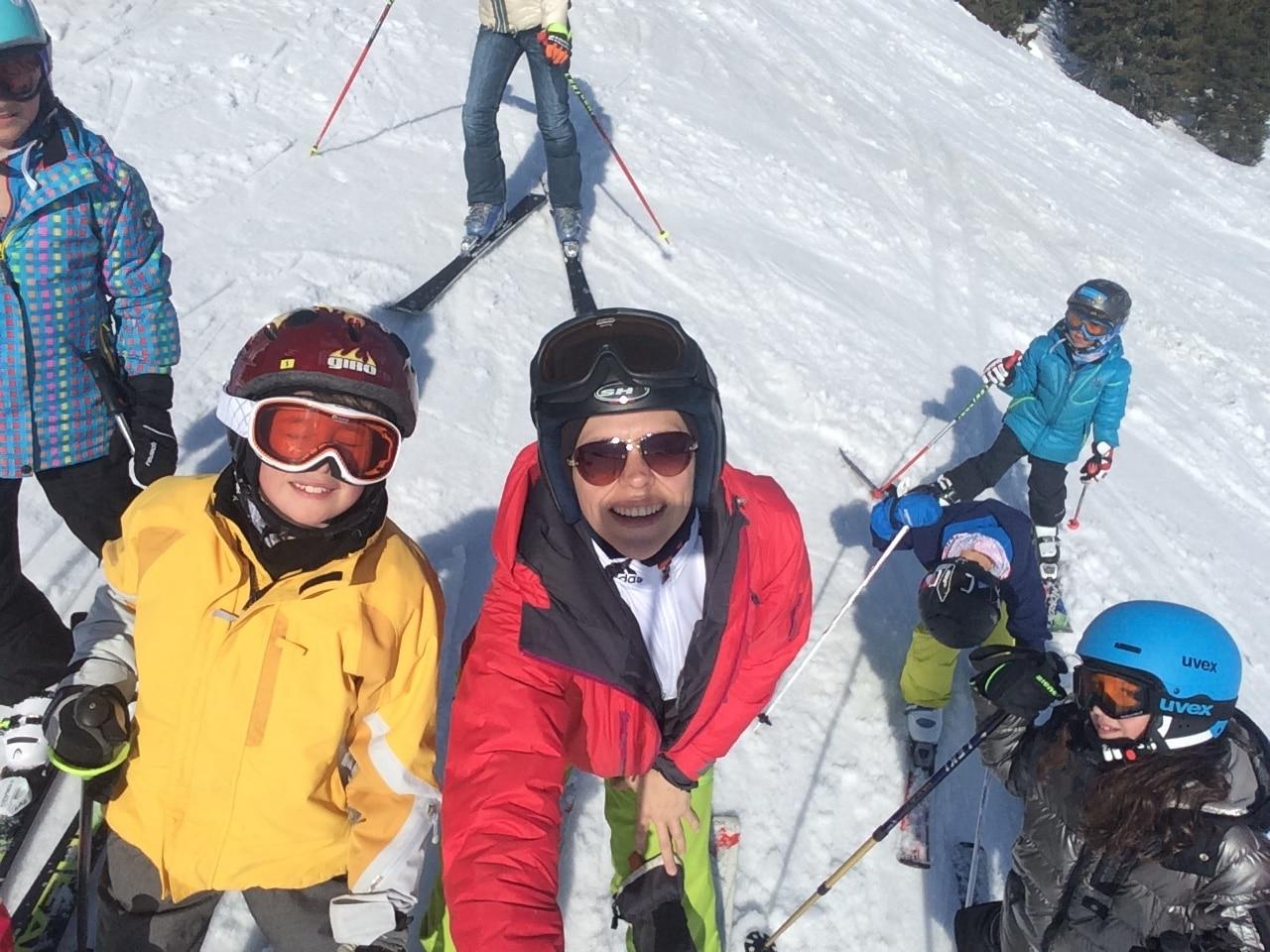 Sicher Skifahren: Rückenprotektor für Kinder – meine Tipps