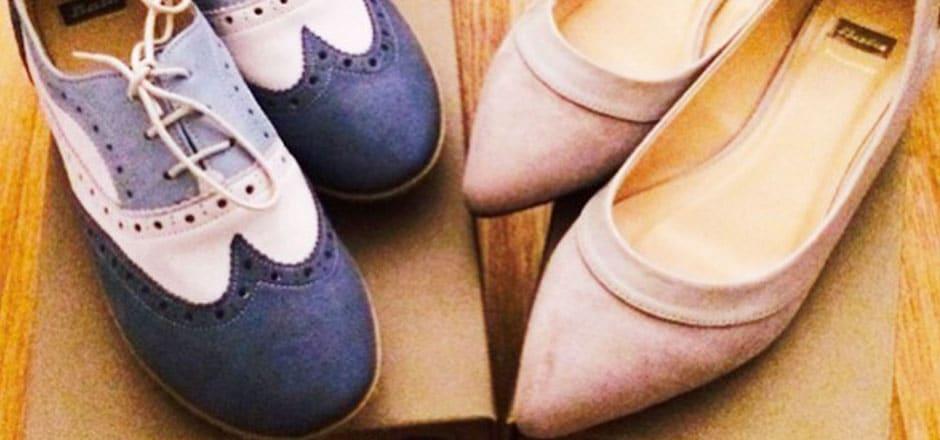 Flache Schuhe fürs Büro – so sind sie perfekt gestylt