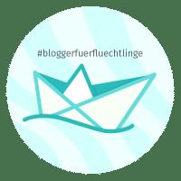 Ich unterstütze Blogger für Flüchtlinge