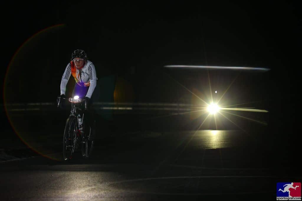 Ich - Nachts in der grünen Hölle. ©Sportograf