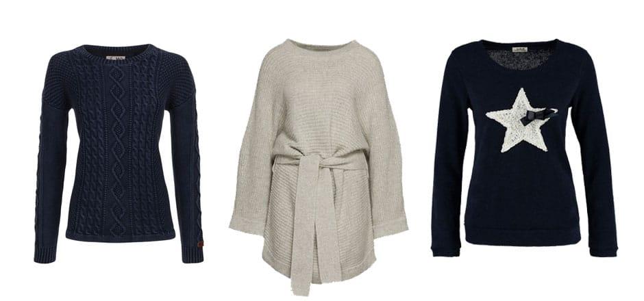 7 wunderschöne Pullover fürs Büro und mehr