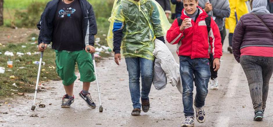 Lasst uns Helfen! Kurz vor dem Kollaps #BloggerfuerFluechtlinge