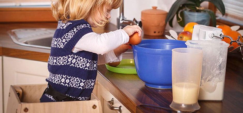 Kidztower – Entspanntes Kochen mit Kleinkindern
