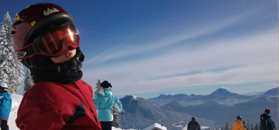 Ab wann und wie unsere Kinder Skifahren lernen