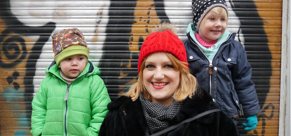 Frauen im Job: Supermom Henriette – Mama- und Lifestyle-Bloggerin