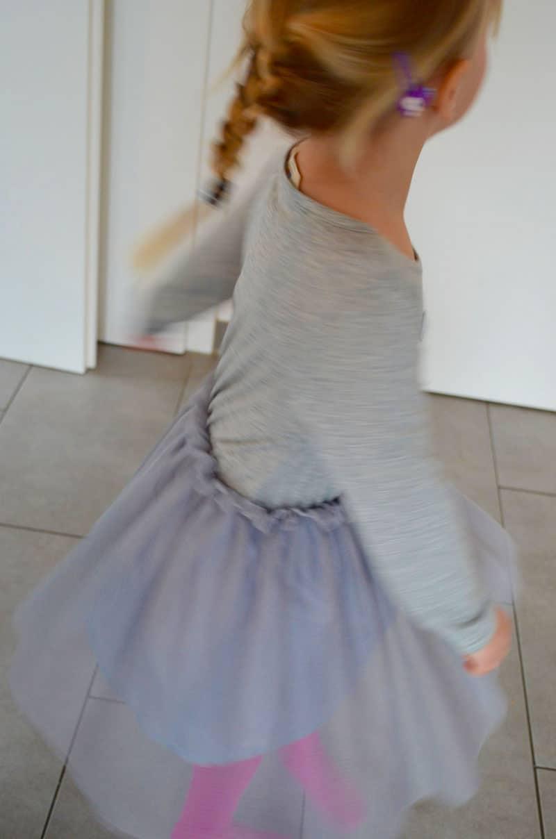 Prinzessin Kleid Kinderdisco