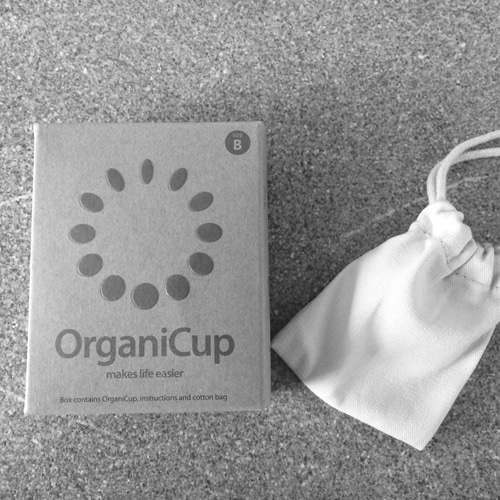 Organi Cup erstes mal