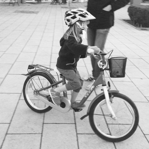 4 Jahre Radfahren