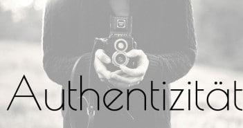Authentisch Bloggen