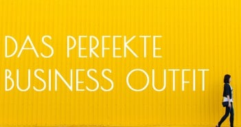 Perfekte Business Outfit