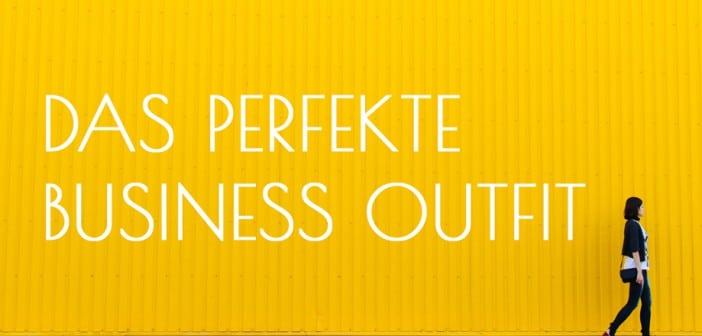 Was macht ihn aus – den perfekten Business-Look