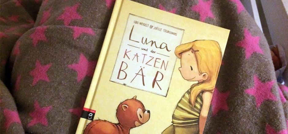 Luna und der Katzenbär – Mein Kinderbuchtip