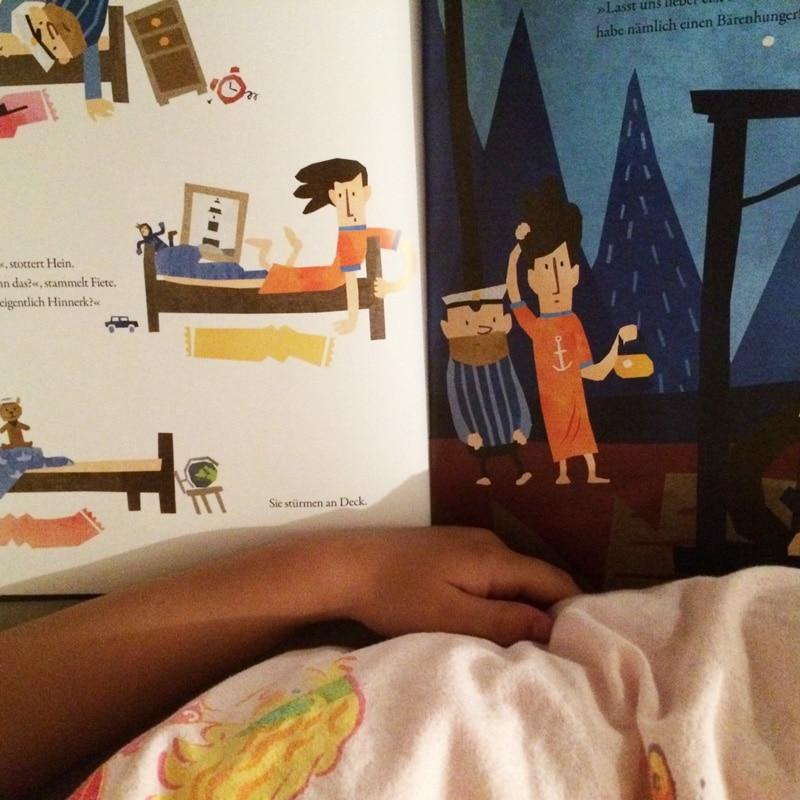 Ich lese Vor - Kinderbuchtipp Kindergarten