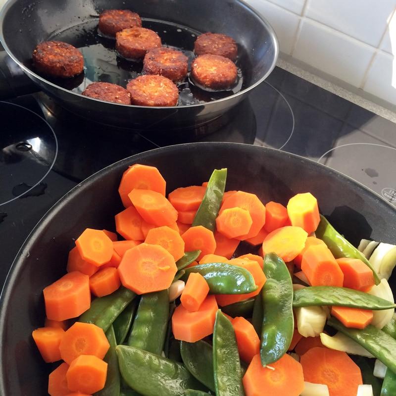 Schnelles Abendessen für Kinder