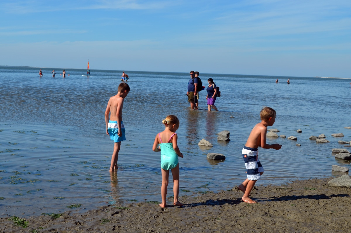 Wattenmeer Nordsee mit Kindern