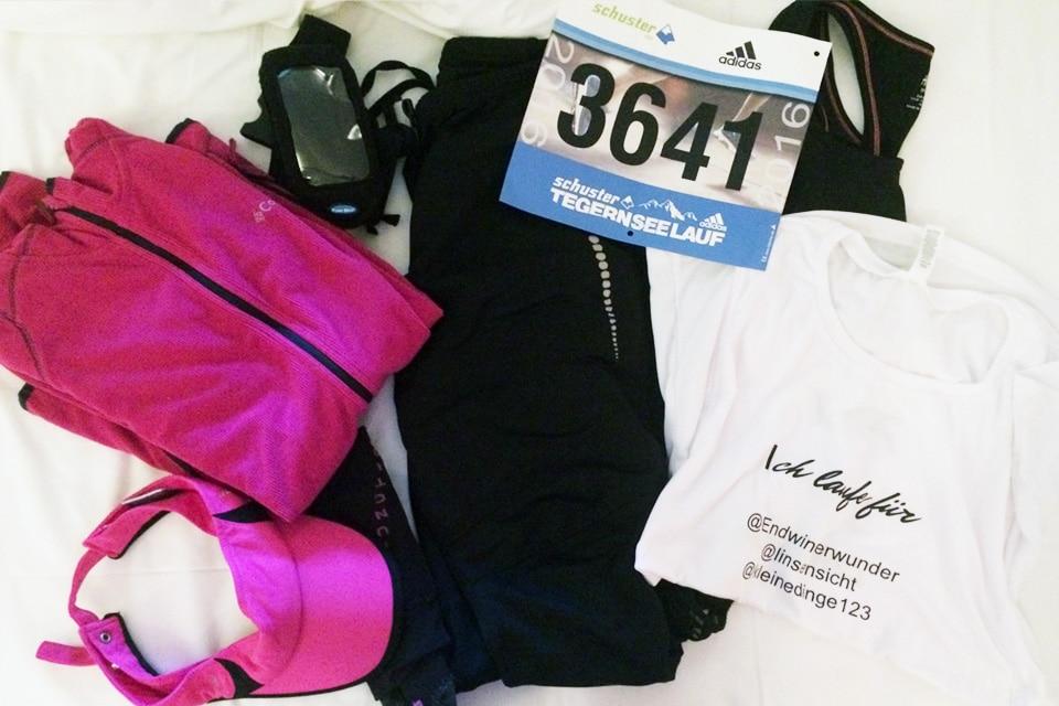 Glückshormone pur – der Tegernsee Halbmarathon