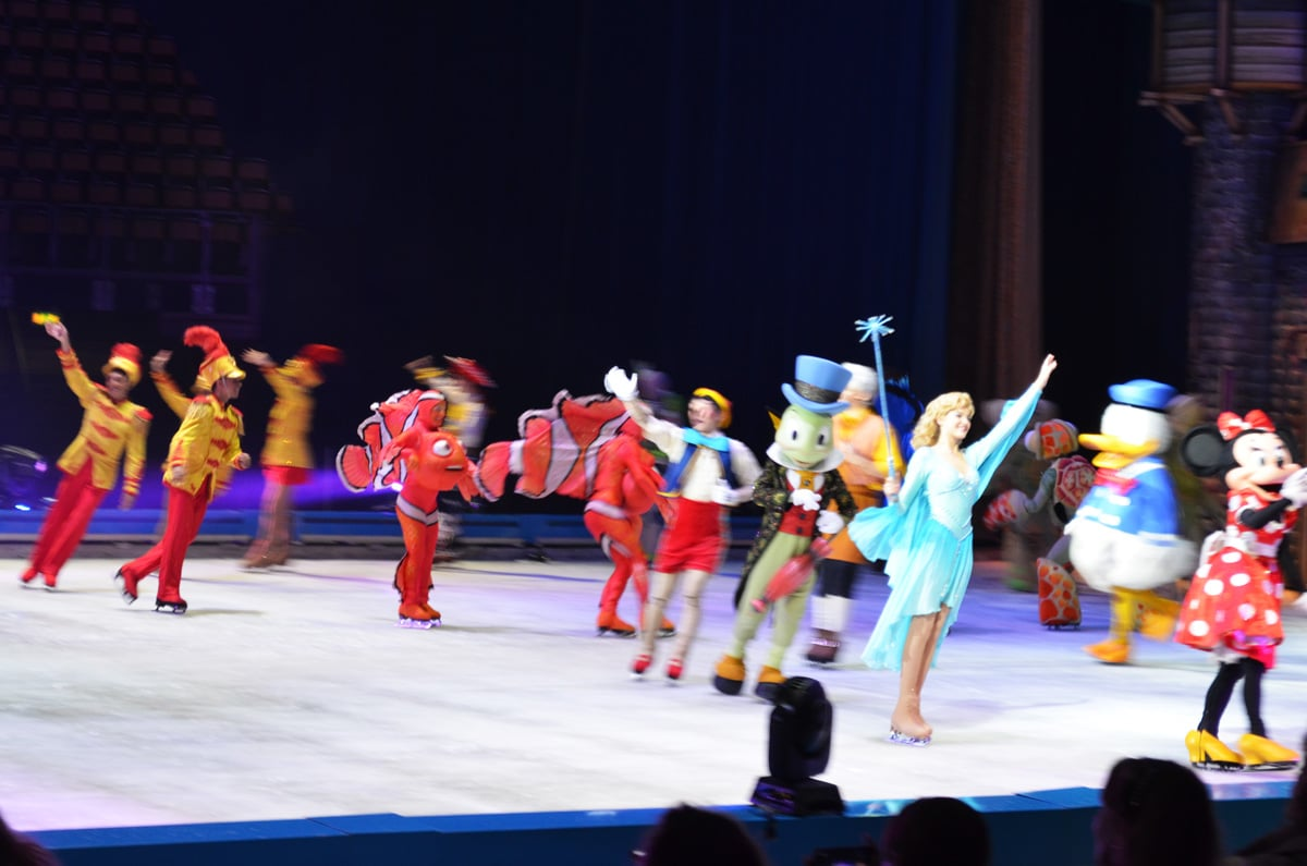 Disney on Ice München