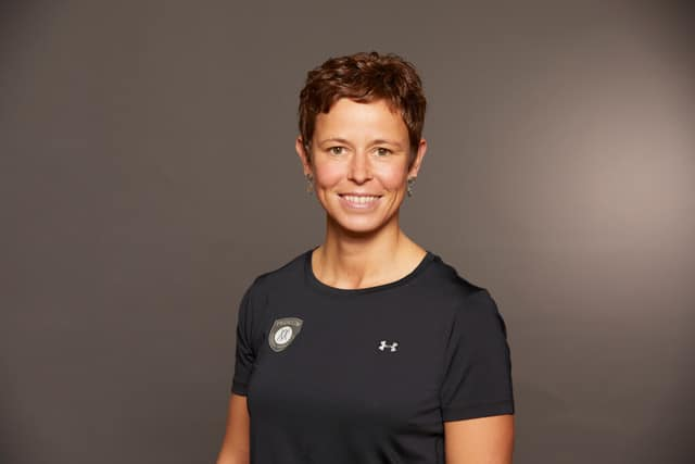 Sina Willmann - Personal Coach