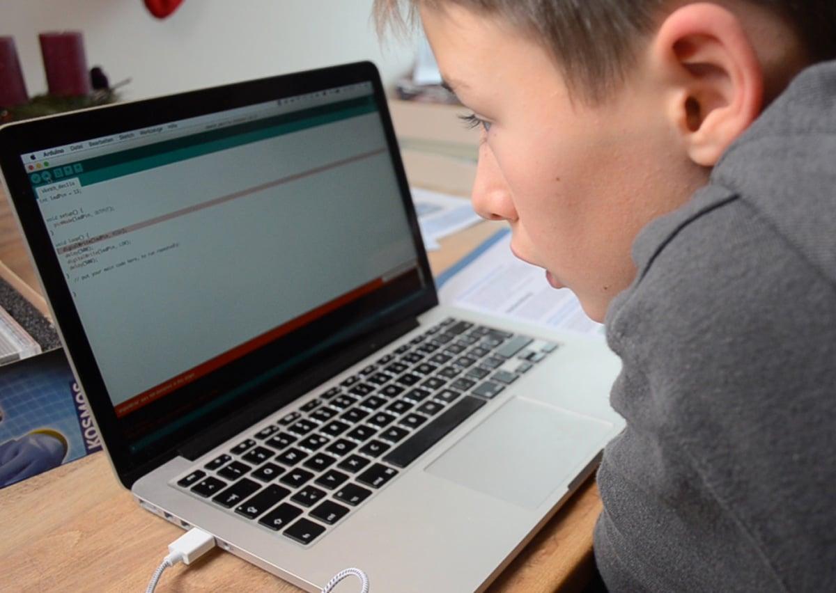 Coding für Kinder beibringen