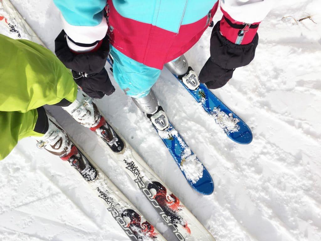 Skigebiet Spitzingsee