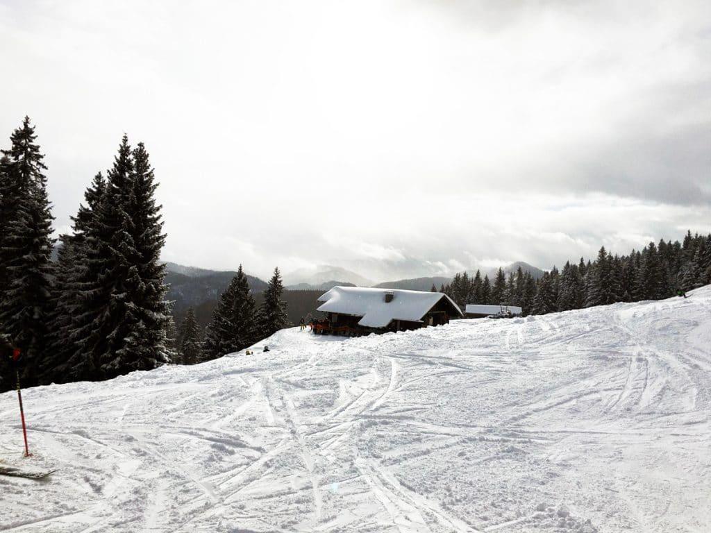 Skigebiete um München - Lenngries Brauneck