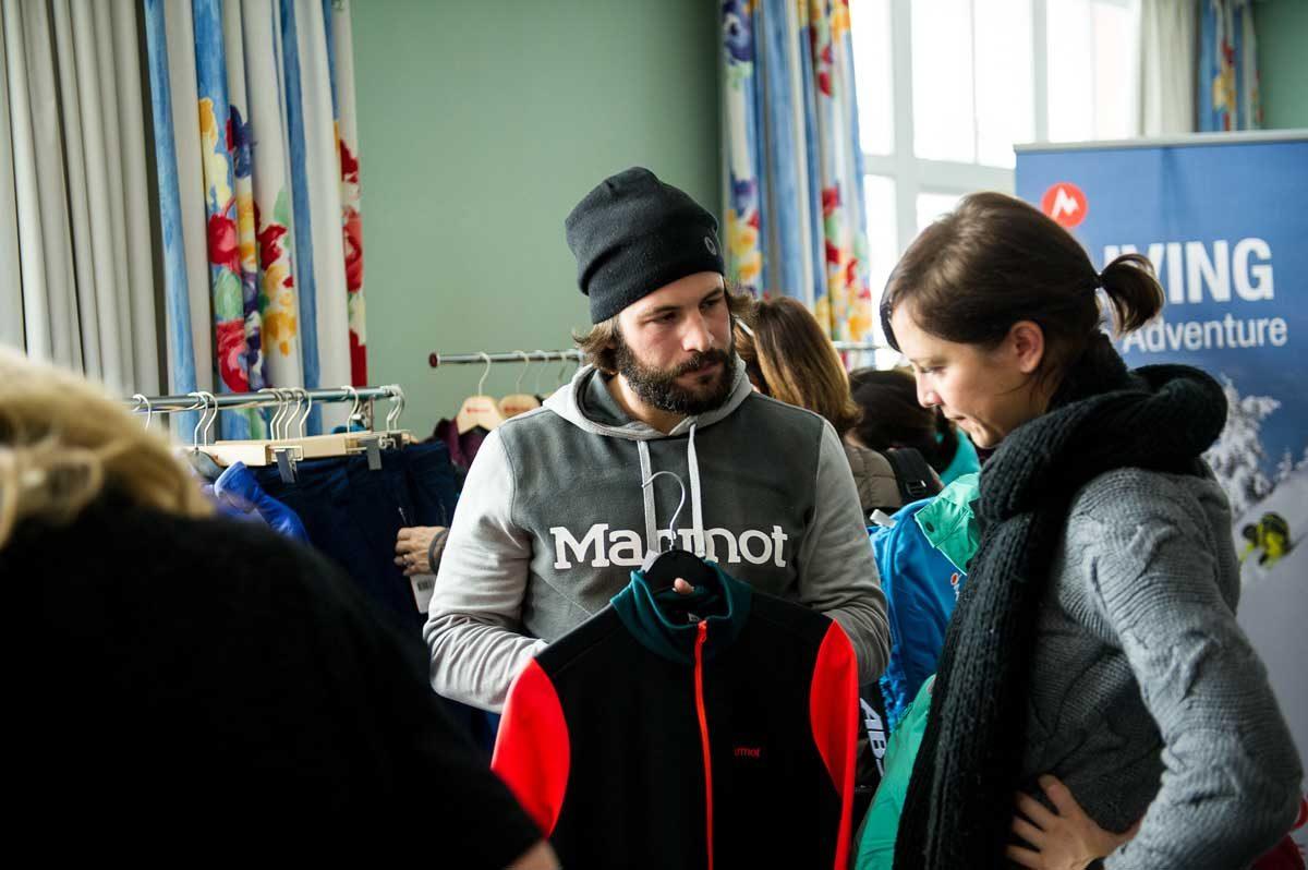 Tourengehbekleidung für Ladys von Marmot