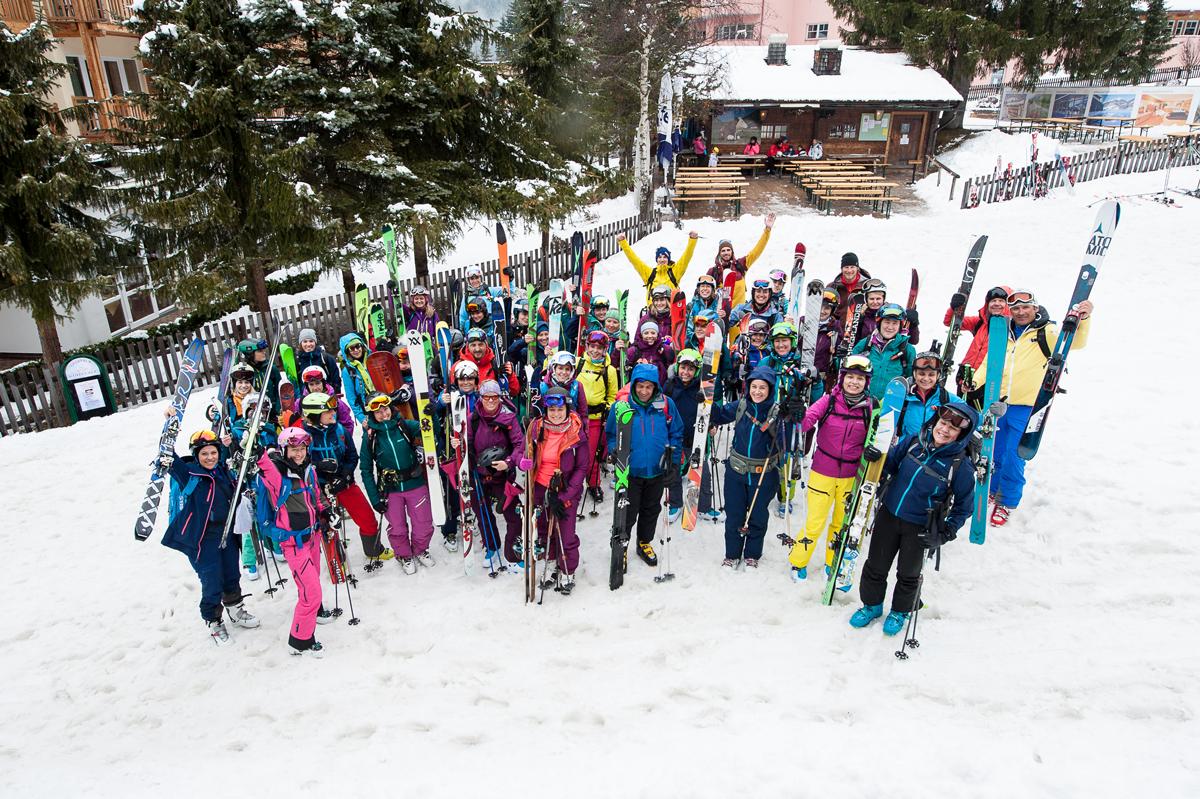 Skitourengehen – nicht nur für Anfänger – das Women´s Winter Camp