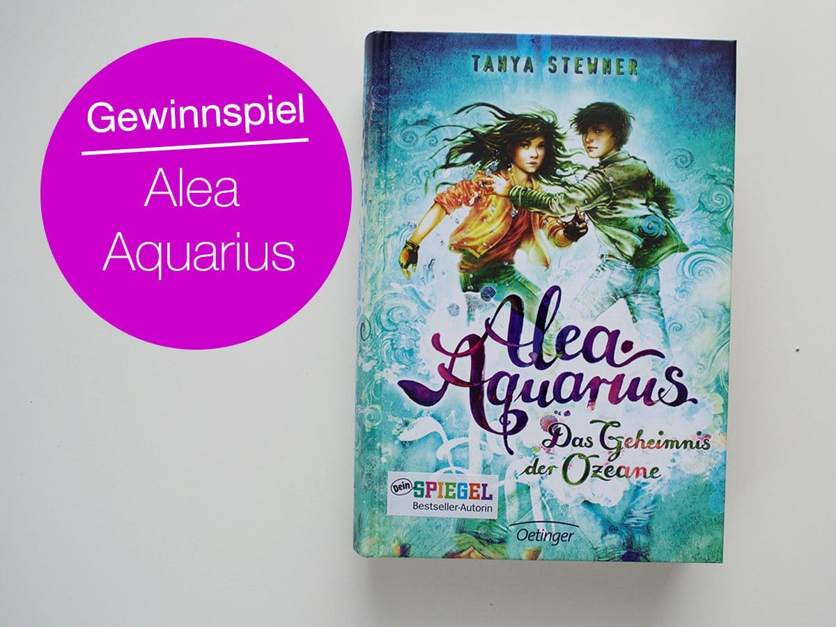 Tanya Stewner - Alea Aquarius Band 3