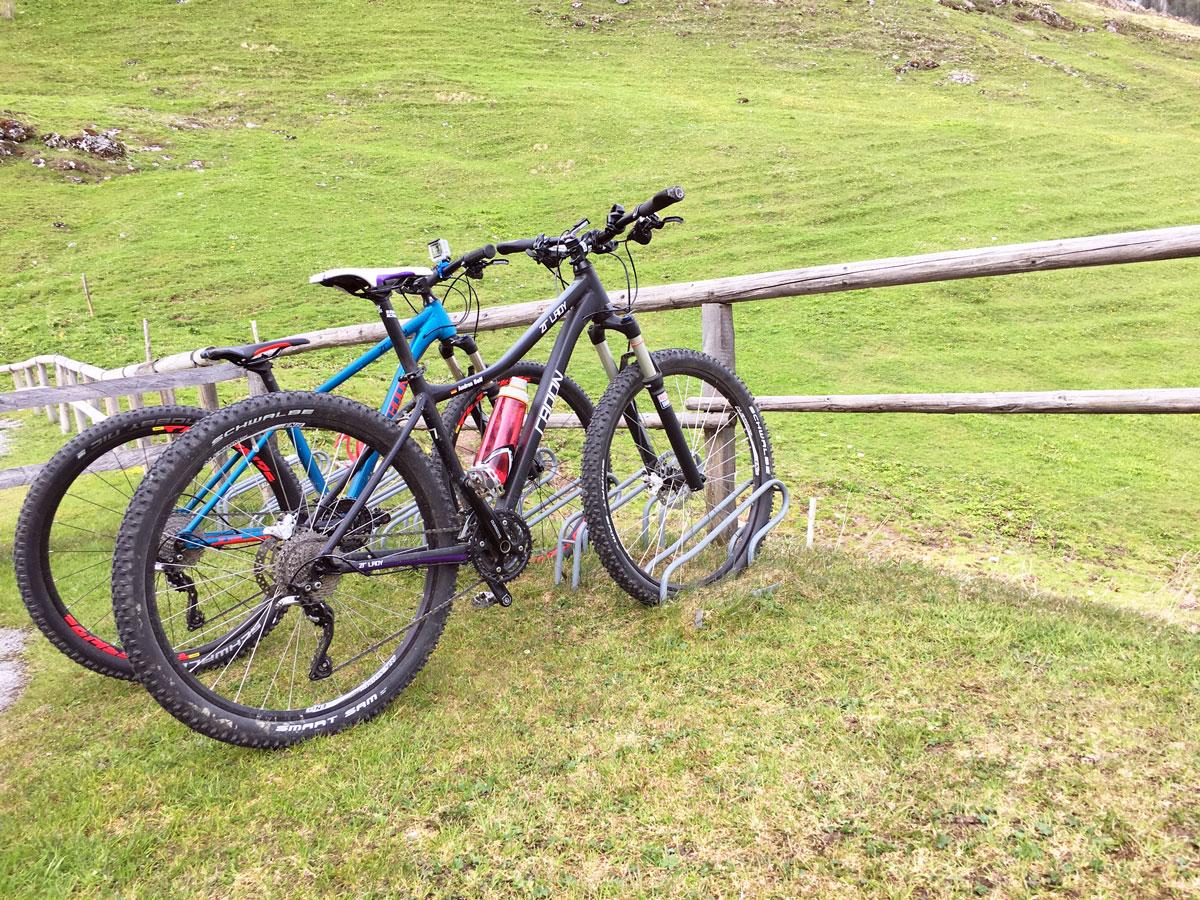 Meine Mountainbike Kids – diese Fahrräder haben wir