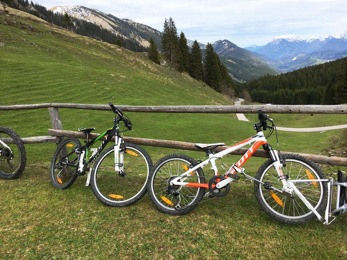 Mountainbiketipps für Kinder